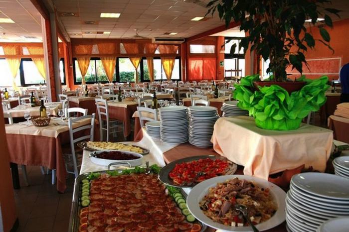free beach club ristorante