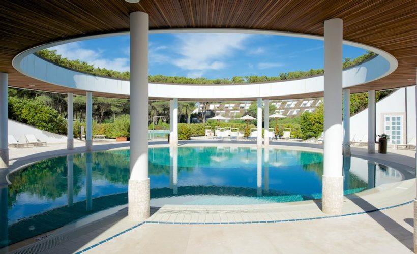 Kalidria Hotel Thalasso piscina