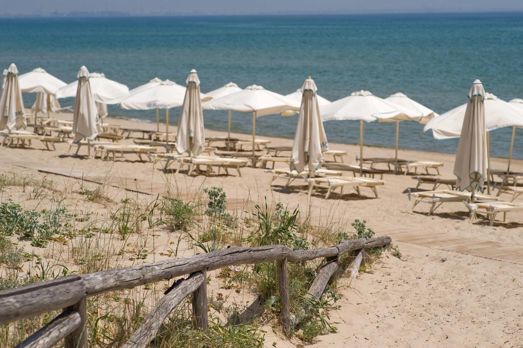Il kalidria hotel thalasso spa situato a castellaneta marina for Planimetrie della cabina della spiaggia
