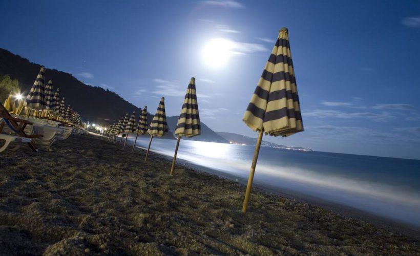 capo calava spiaggia