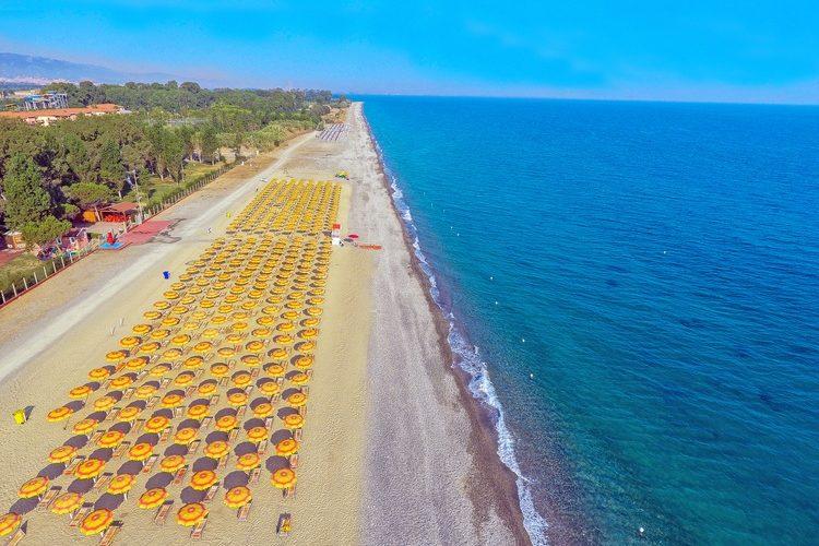 futura club itaca nausicaa spiaggia