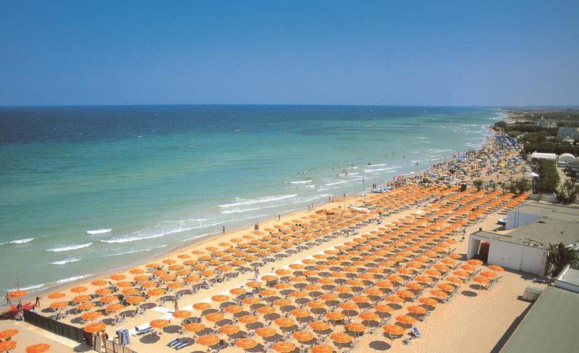 granserena hotel spiaggia 2