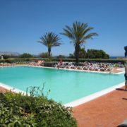 liscia eldi resort piscina