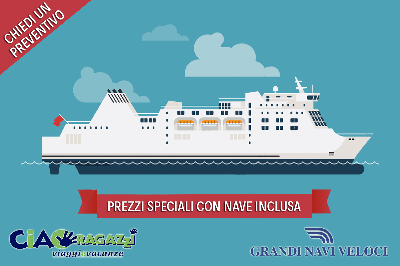 pacchetti sicilia con nave inclusa