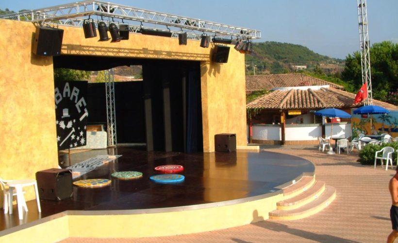 porto ada village anfiteatro