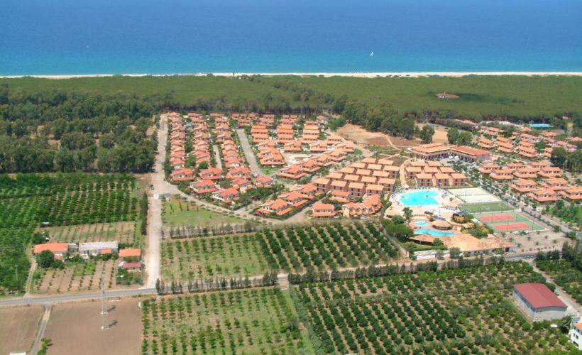porto ada village panoramica 2