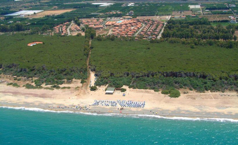 porto ada village panoramica