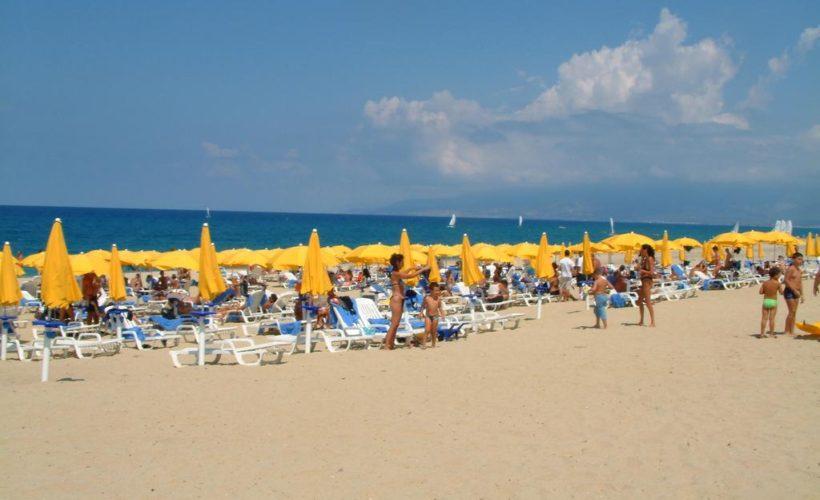 porto ada village spiaggia