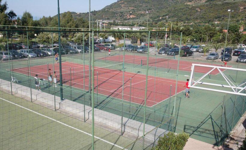 porto ada village sport