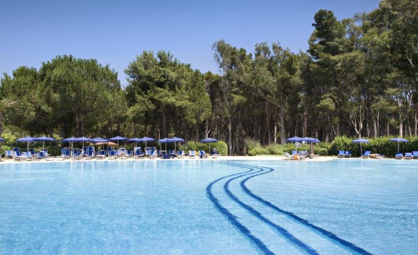 ti blu village piscina 2