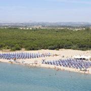 ti blu village spiaggia