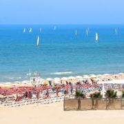 athena resort spiaggia