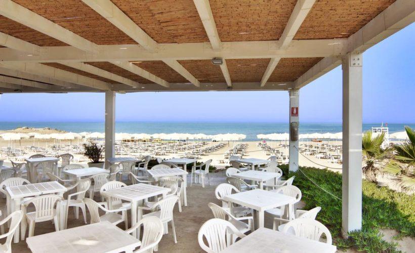 athena resort spiaggia 2