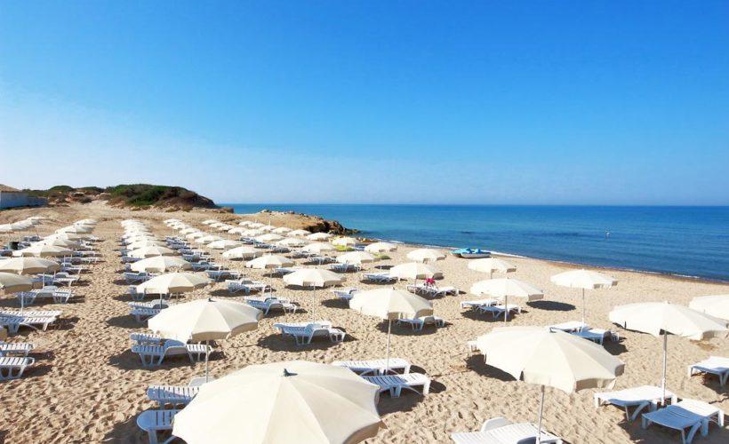 athena resort spiaggia 3