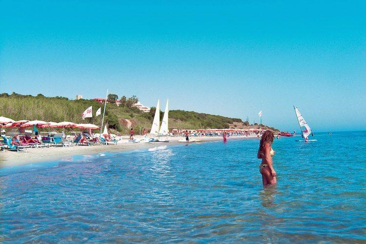 futura club torre barone spiaggia
