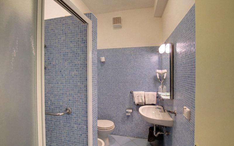 hotel guardacosta bagno