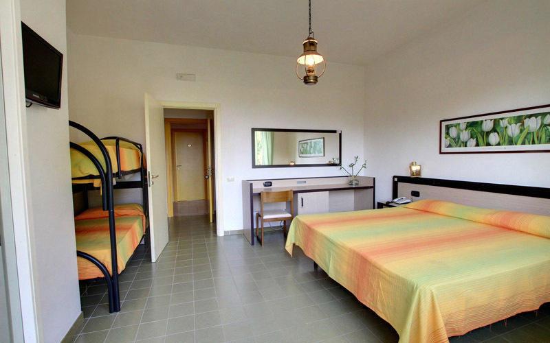 hotel guardacosta camere