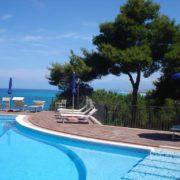 hotel guardacosta piscina
