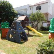 saracen sands village miniclub