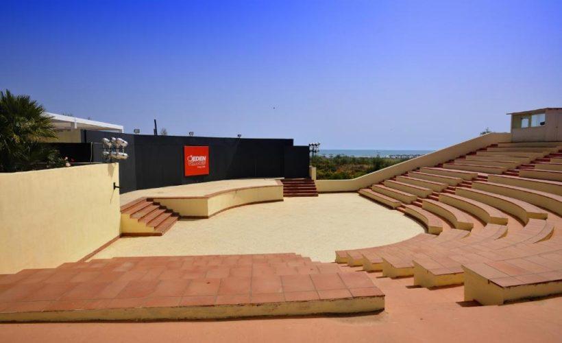 sikania resort anfiteatro