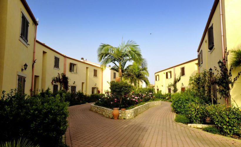 sikania resort esterni