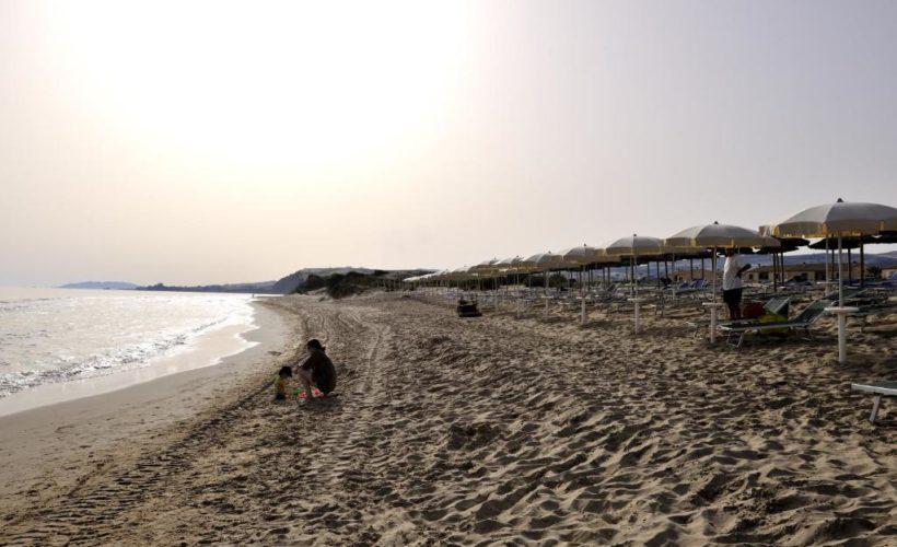 sikania resort spiaggia 2