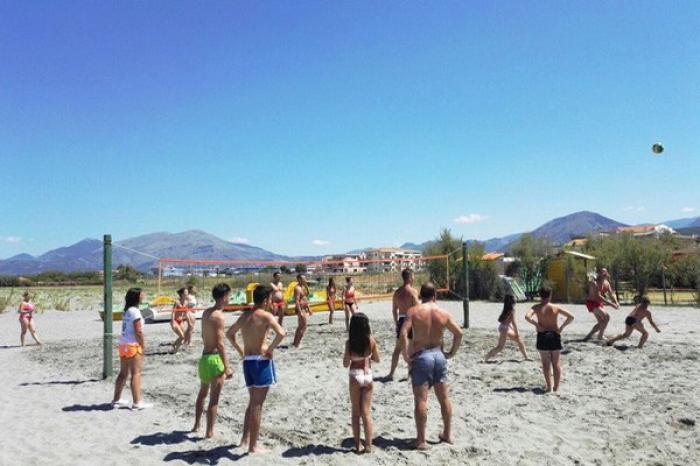 suite hotel club domincus spiaggia