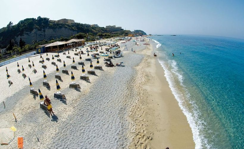 villaggio la pace spiaggia