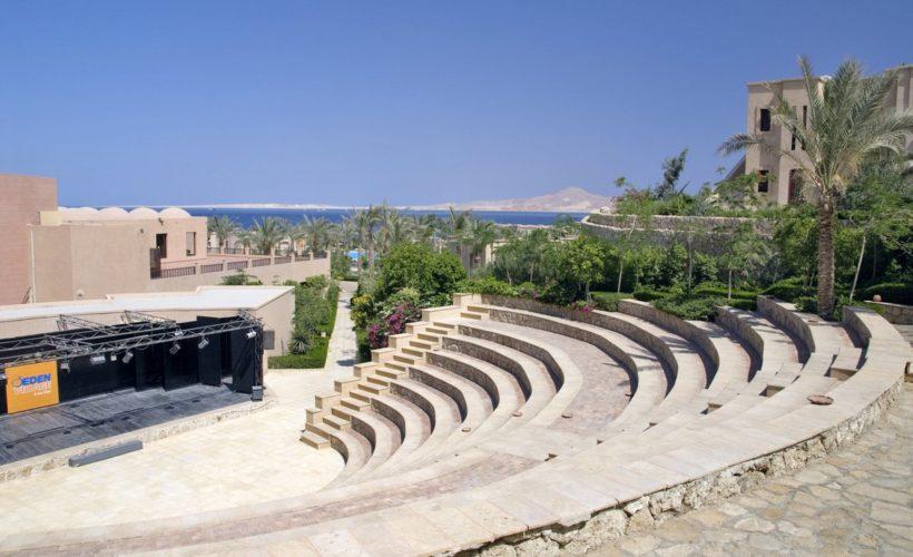 eden village tamra beach anfiteatro