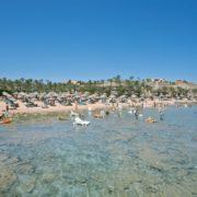 eden village tamra beach fondali