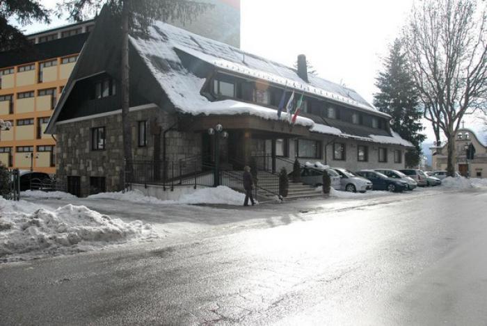 grand hotel del parco esterni