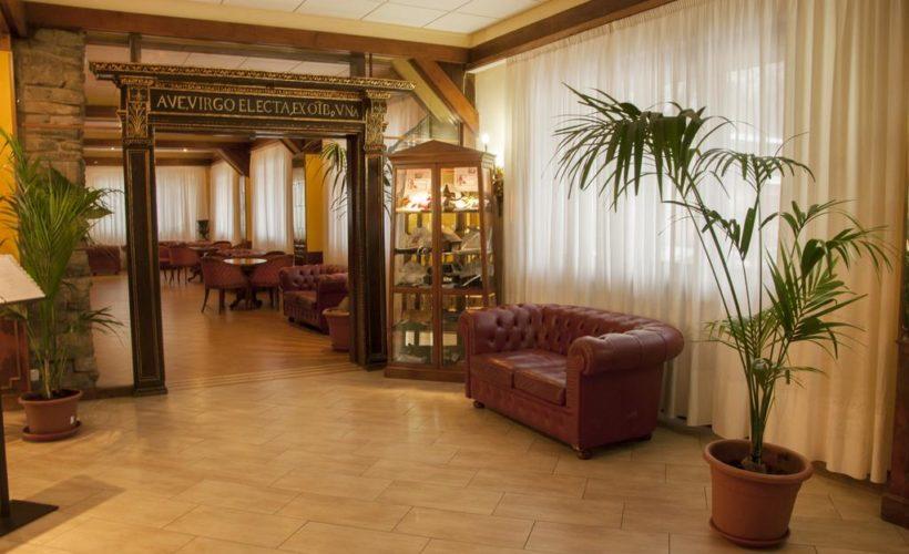 grand hotel del parco interni