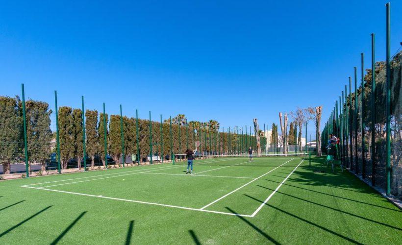 himera beach tennis
