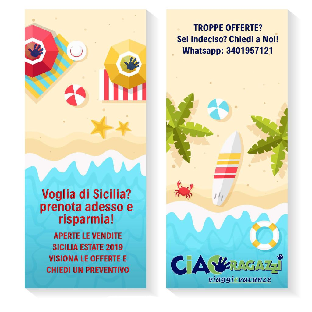 Sicilia 2019 con Nave Gratis: Clicca per le Offerte!