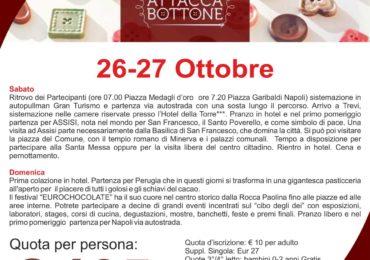 eurochocolate 2019 perugia