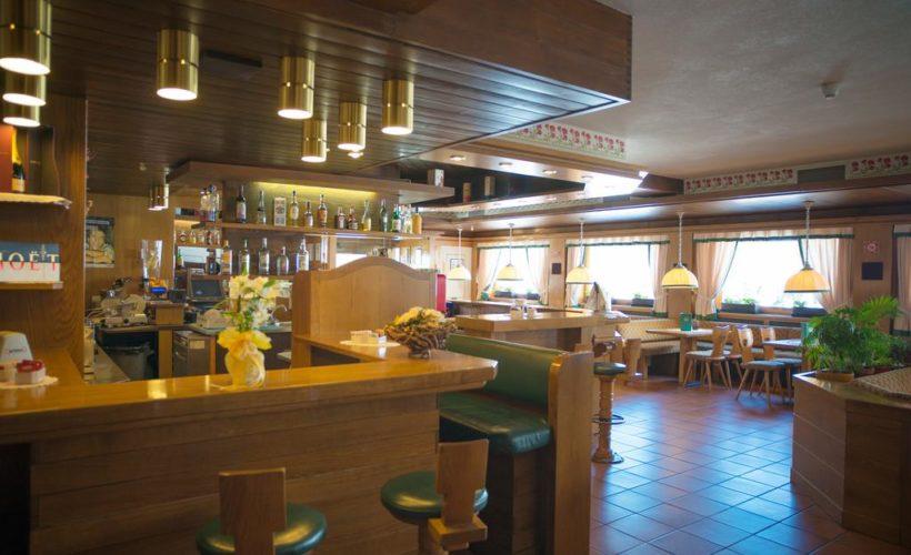 TH San Pellegrino Moena bar