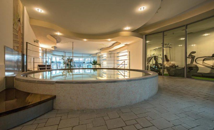 TH San Pellegrino Moena piscina 2