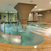 Th Golf Hotel piscina