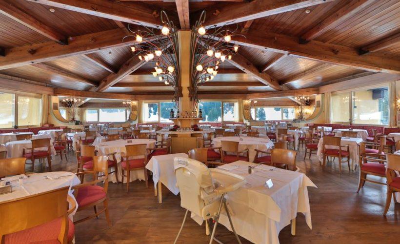 Th Golf Hotel ristorante