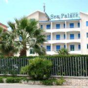 Hotel Sea Palace esterni