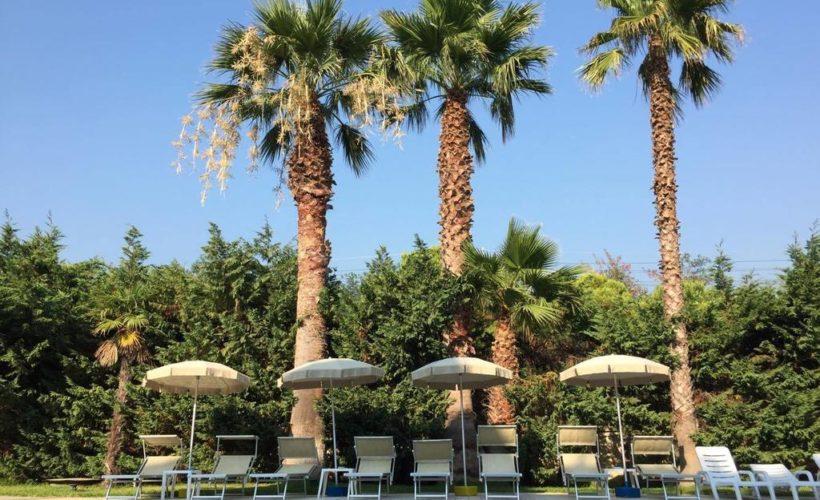 Hotel Sea Palace piscina